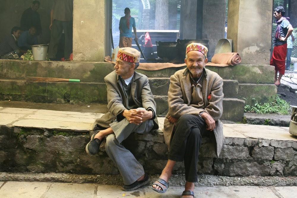 印度的所谓世外桃源---马纳里_图1-35