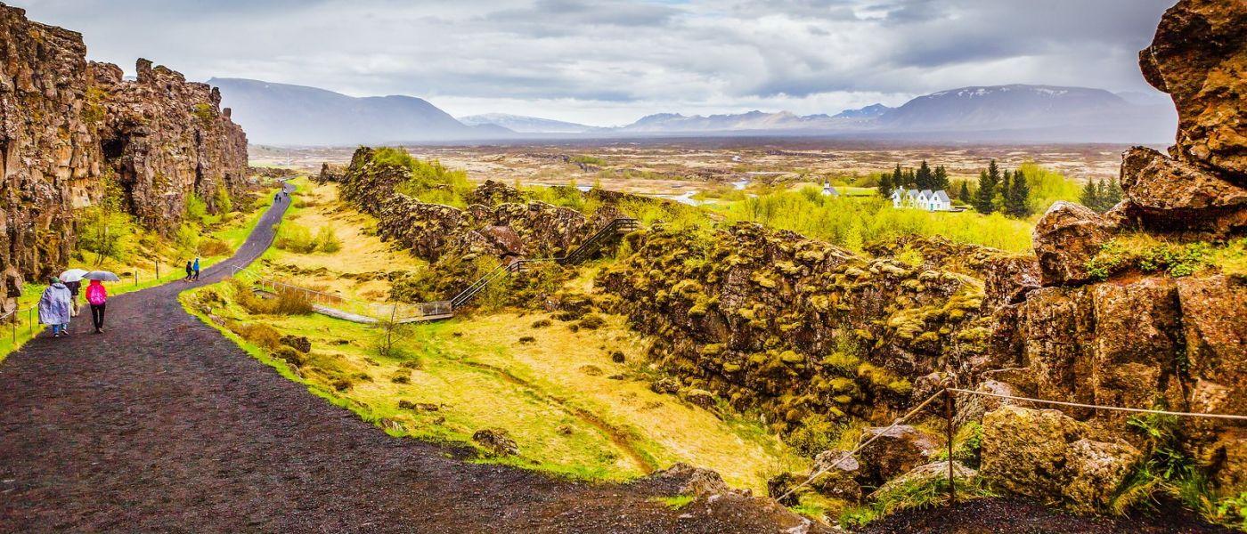 冰岛辛格韦德利,三大国家公园之一_图1-12