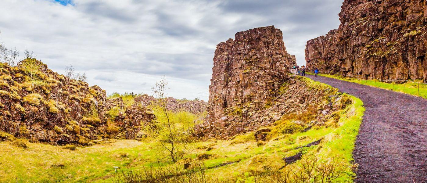 冰岛辛格韦德利,三大国家公园之一_图1-11