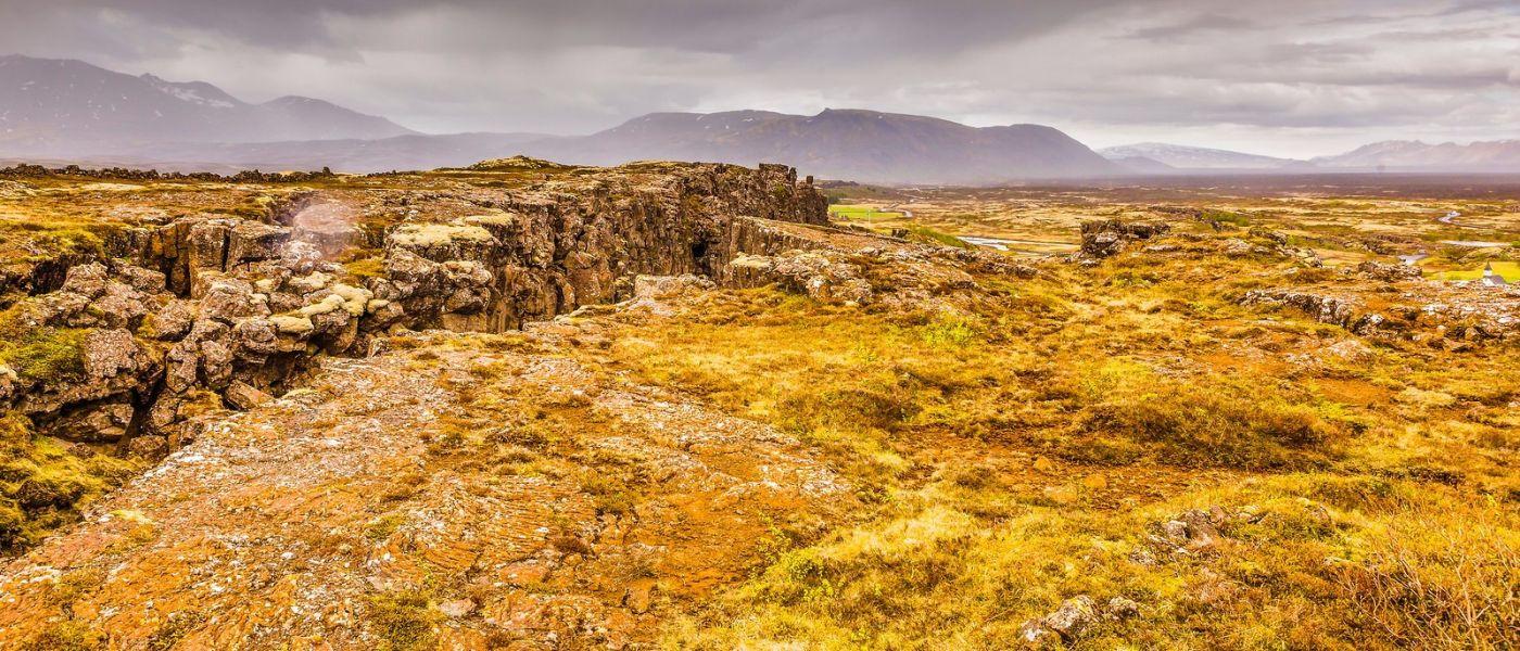 冰岛辛格韦德利,三大国家公园之一_图1-9