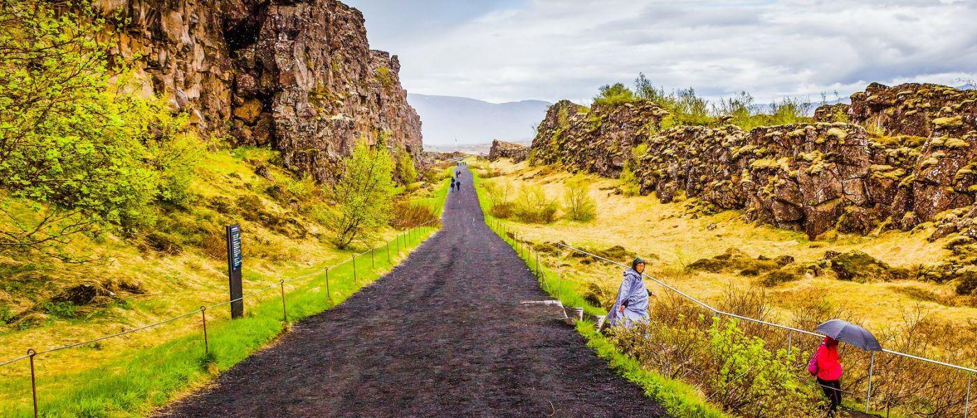 冰岛辛格韦德利,三大国家公园之一_图1-10