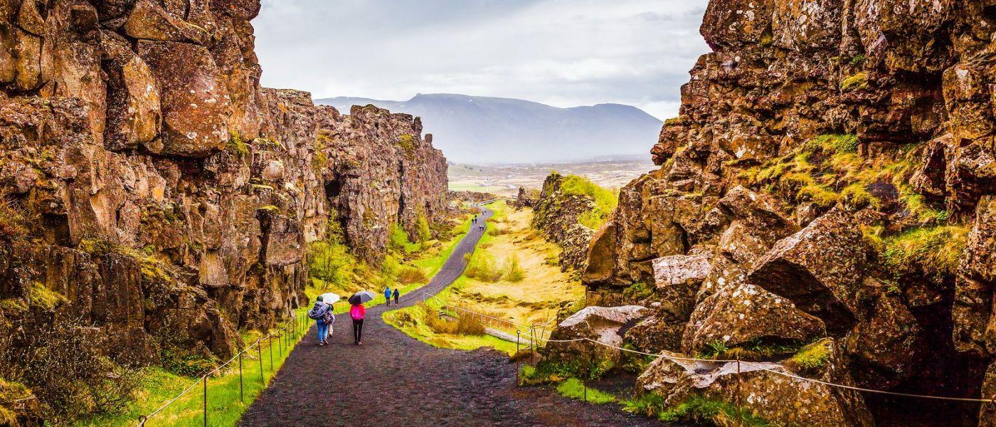 冰岛辛格韦德利,三大国家公园之一_图1-6