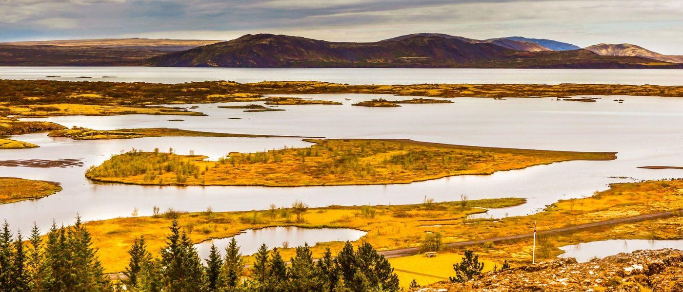 冰岛辛格韦德利,三大国家公园之一_图1-5