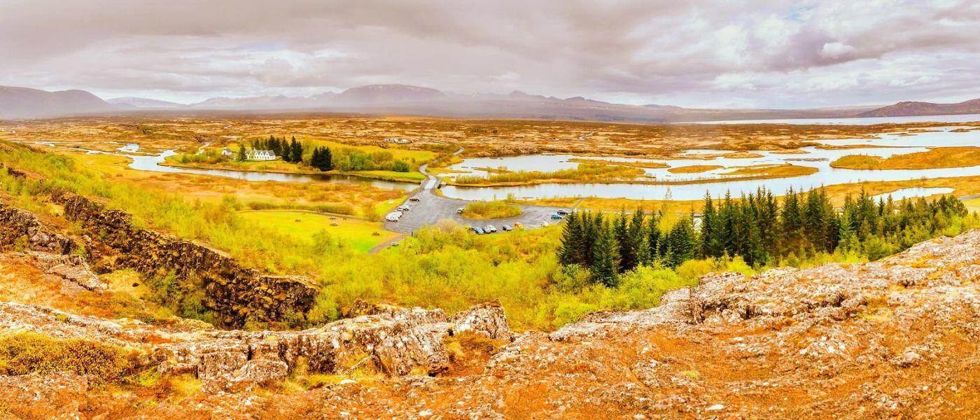 冰岛辛格韦德利,三大国家公园之一_图1-1