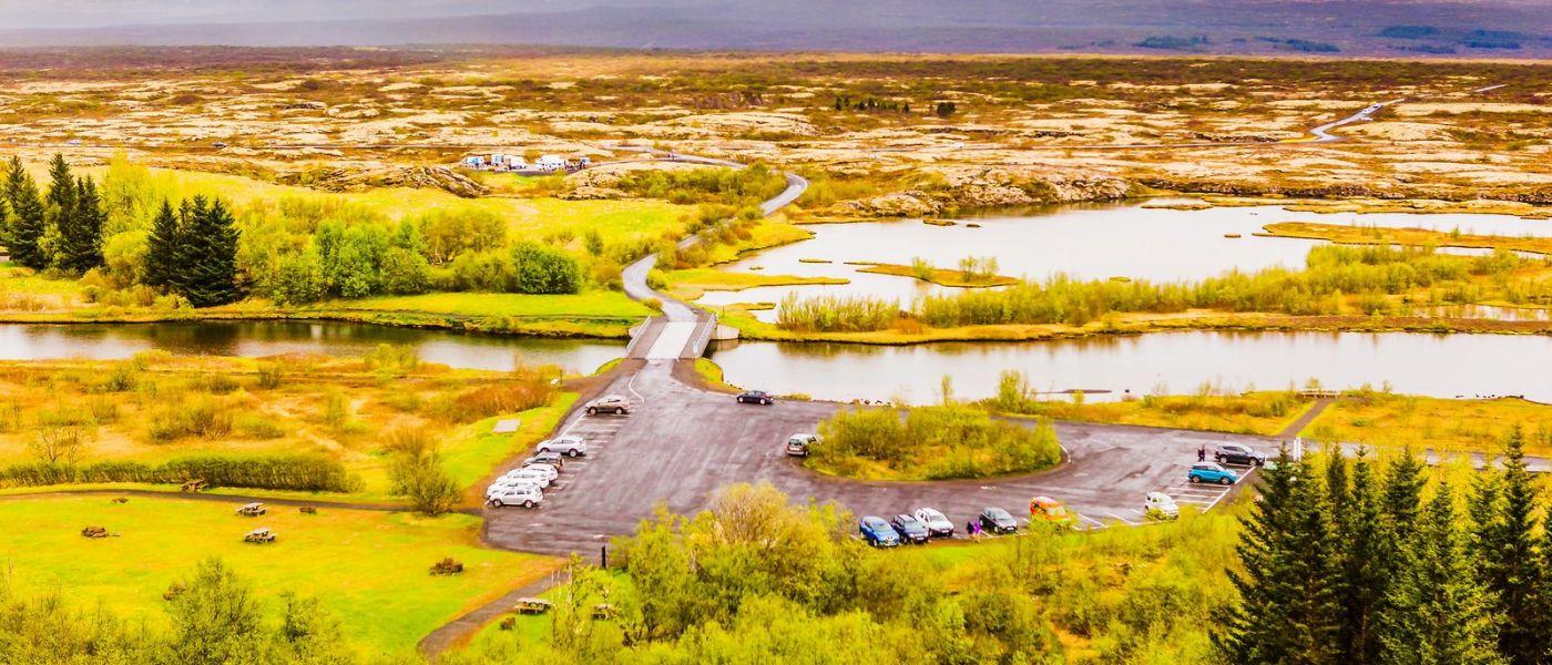 冰岛辛格韦德利,三大国家公园之一_图1-8