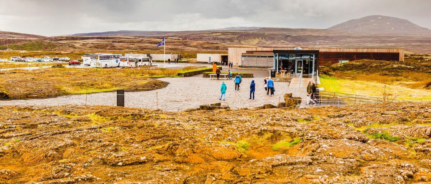 冰岛辛格韦德利,三大国家公园之一_图1-7
