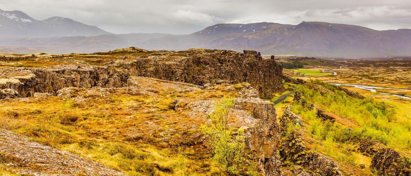 冰岛辛格韦德利,三大国家公园之一_图1-2