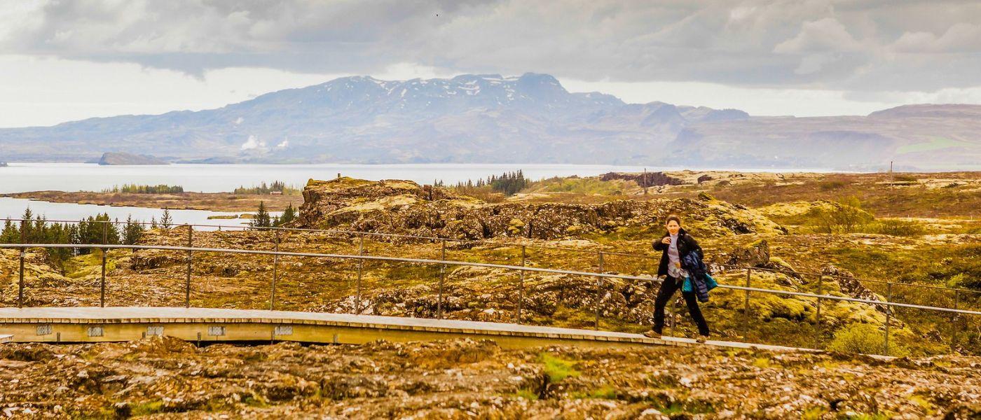 冰岛辛格韦德利,三大国家公园之一_图1-4