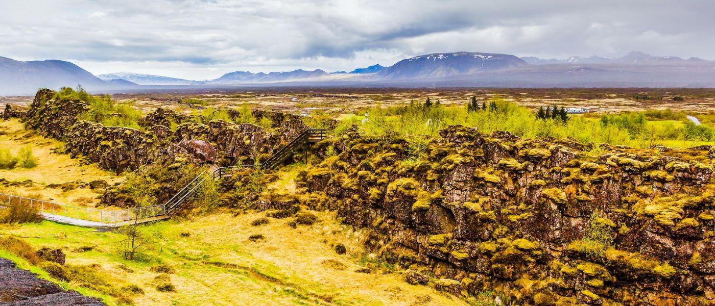 冰岛辛格韦德利,三大国家公园之一_图1-15