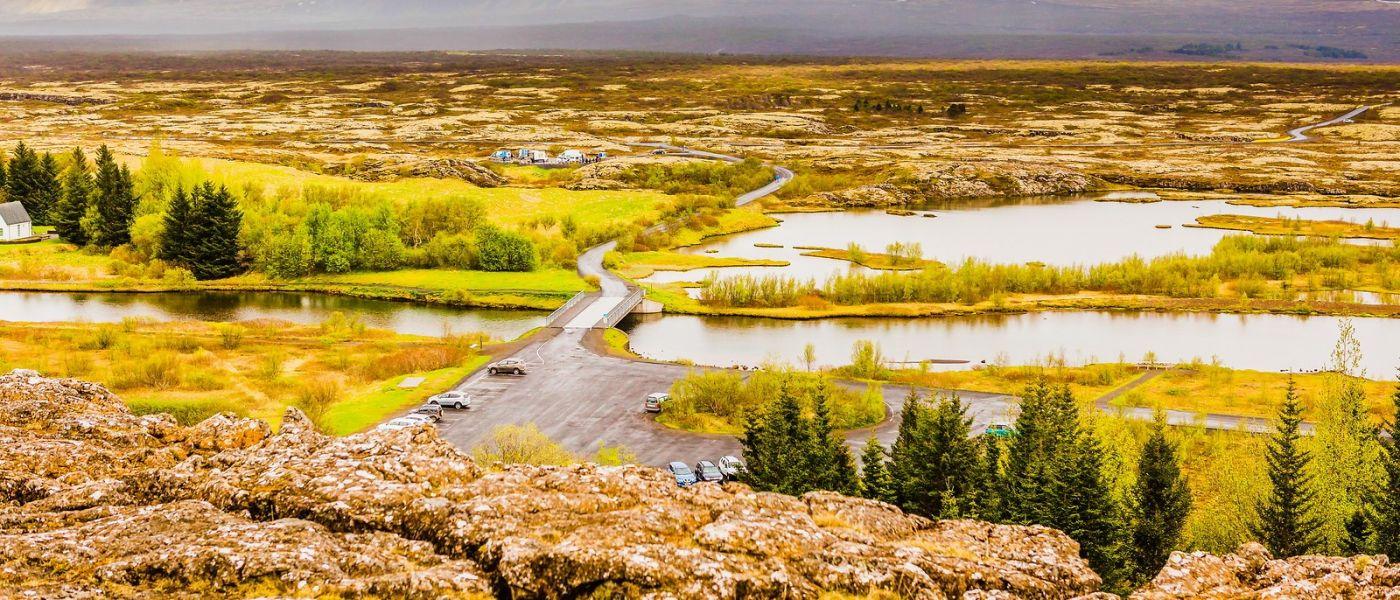 冰岛辛格韦德利,三大国家公园之一_图1-3