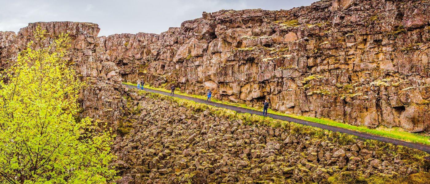 冰岛辛格韦德利,三大国家公园之一_图1-16