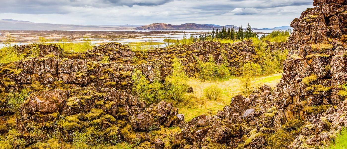 冰岛辛格韦德利,三大国家公园之一_图1-14