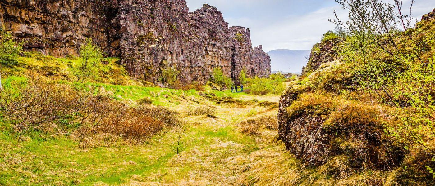 冰岛辛格韦德利,三大国家公园之一_图1-13