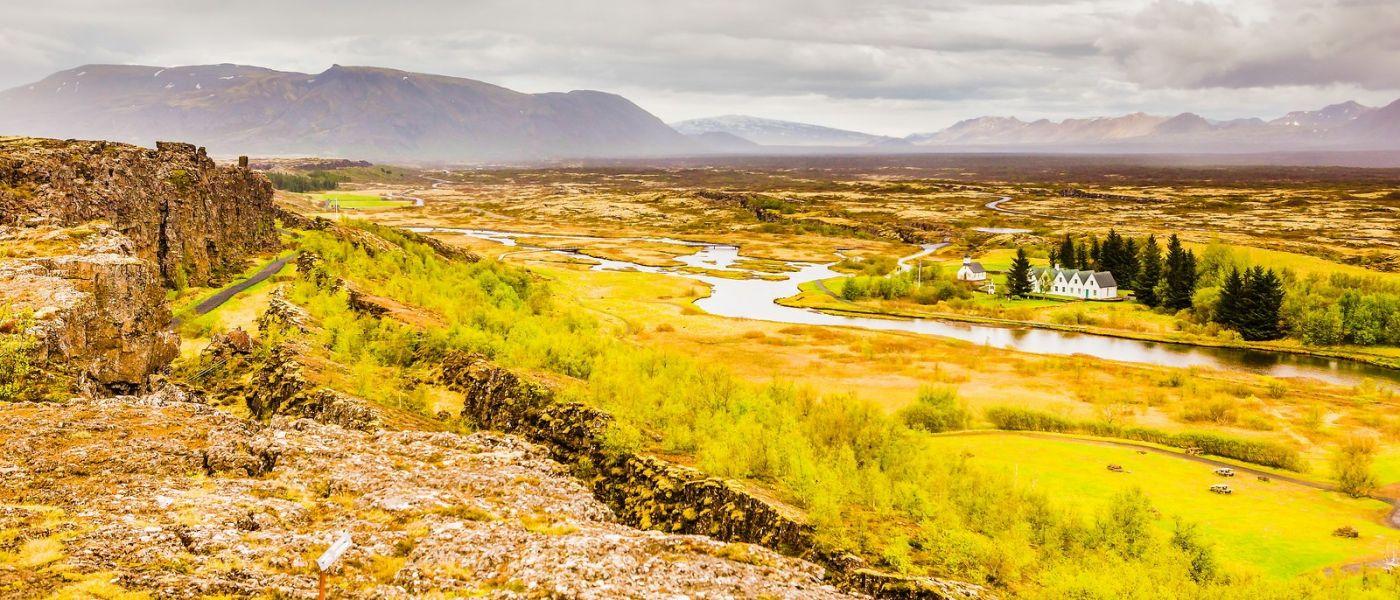 冰岛辛格韦德利,三大国家公园之一_图1-17