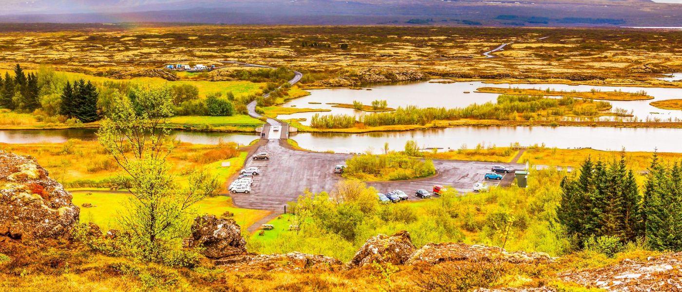 冰岛辛格韦德利,三大国家公园之一_图1-20