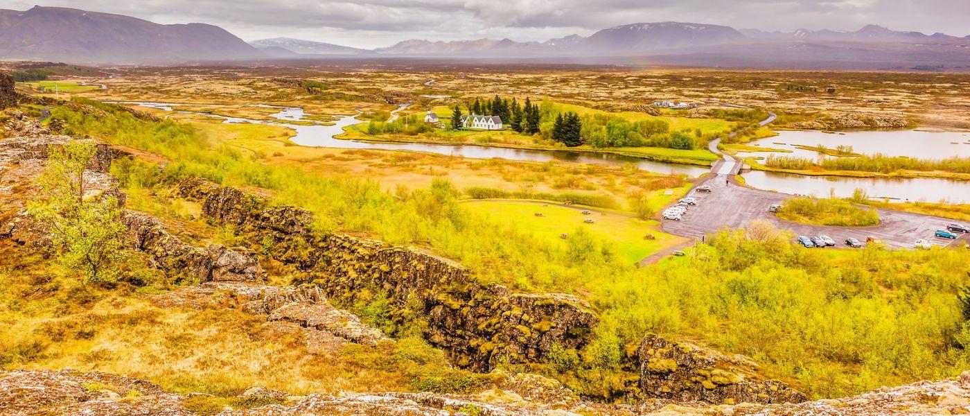冰岛辛格韦德利,三大国家公园之一_图1-24