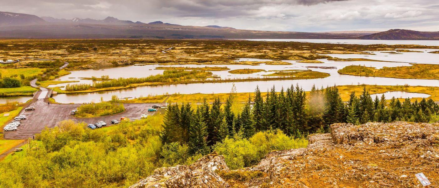 冰岛辛格韦德利,三大国家公园之一_图1-23