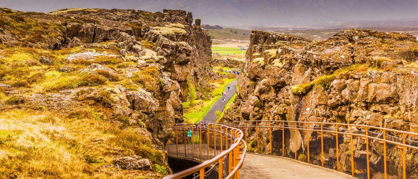 冰岛辛格韦德利,三大国家公园之一_图1-22