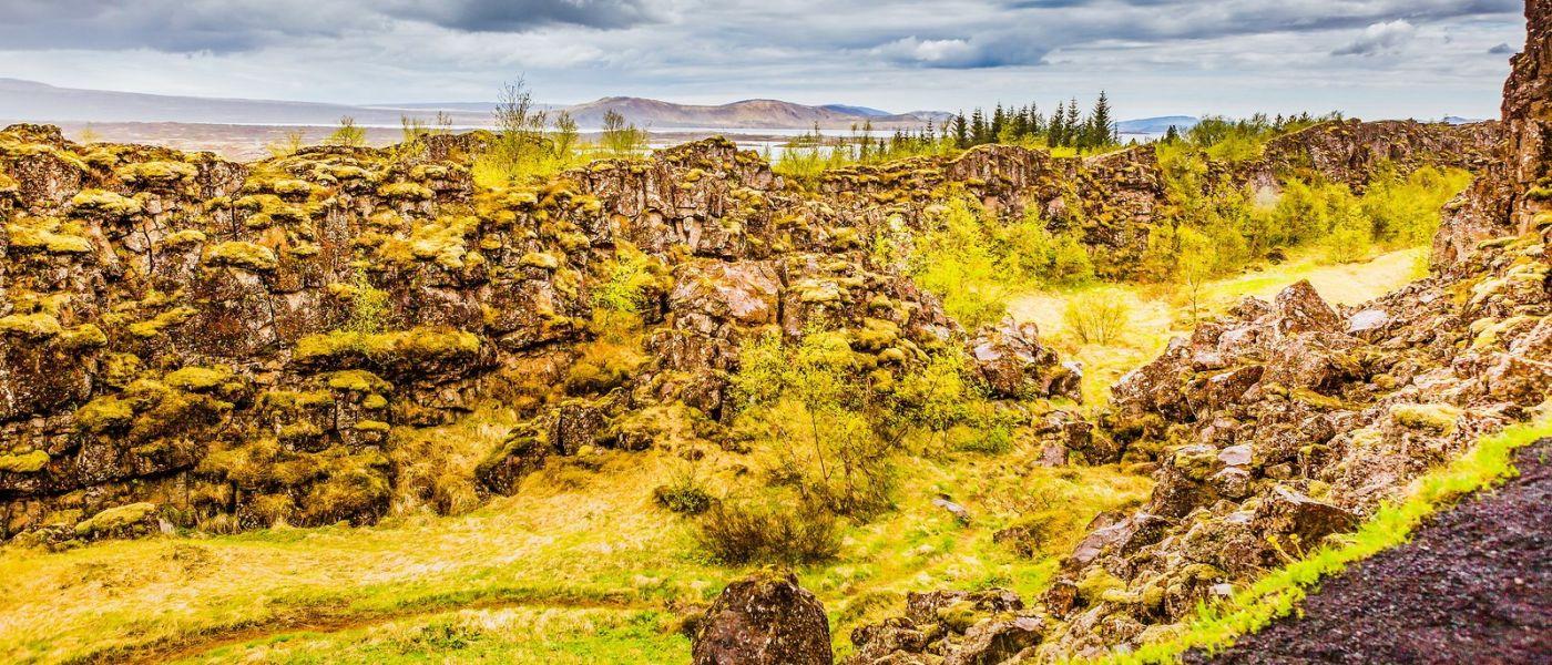 冰岛辛格韦德利,三大国家公园之一_图1-26