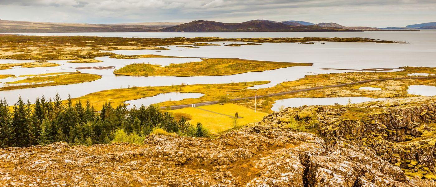 冰岛辛格韦德利,三大国家公园之一_图1-27