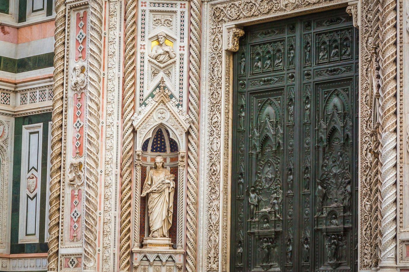 意大利佛罗伦斯主教堂,外饰登峰造极_图1-11