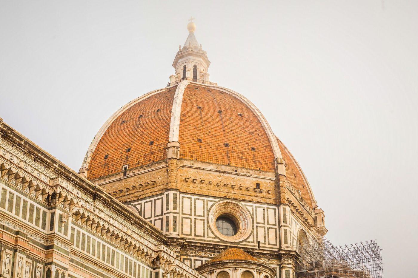 意大利佛罗伦斯主教堂,外饰登峰造极_图1-16