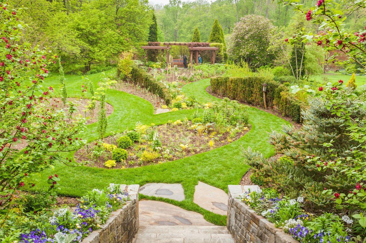 Chanticleer花园,融入自然_图1-6