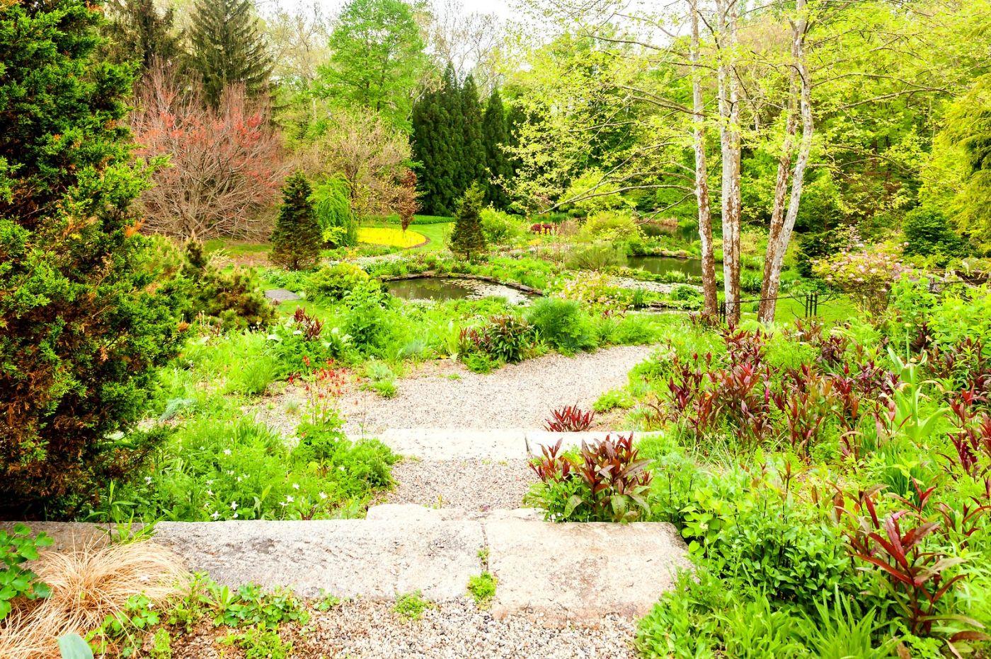 Chanticleer花园,融入自然_图1-5