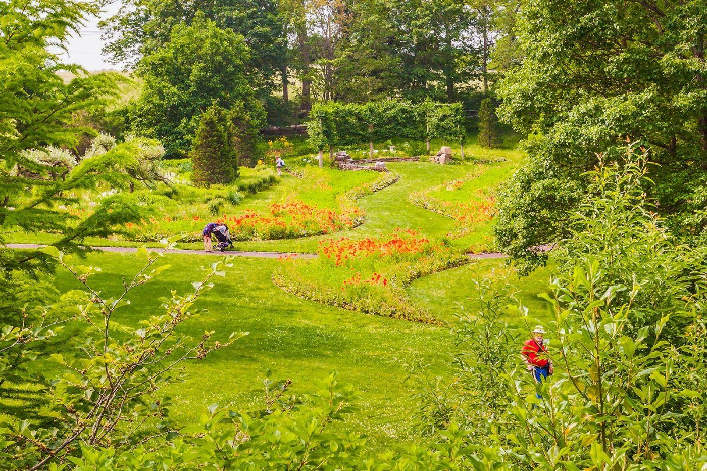 Chanticleer花园,融入自然_图1-14