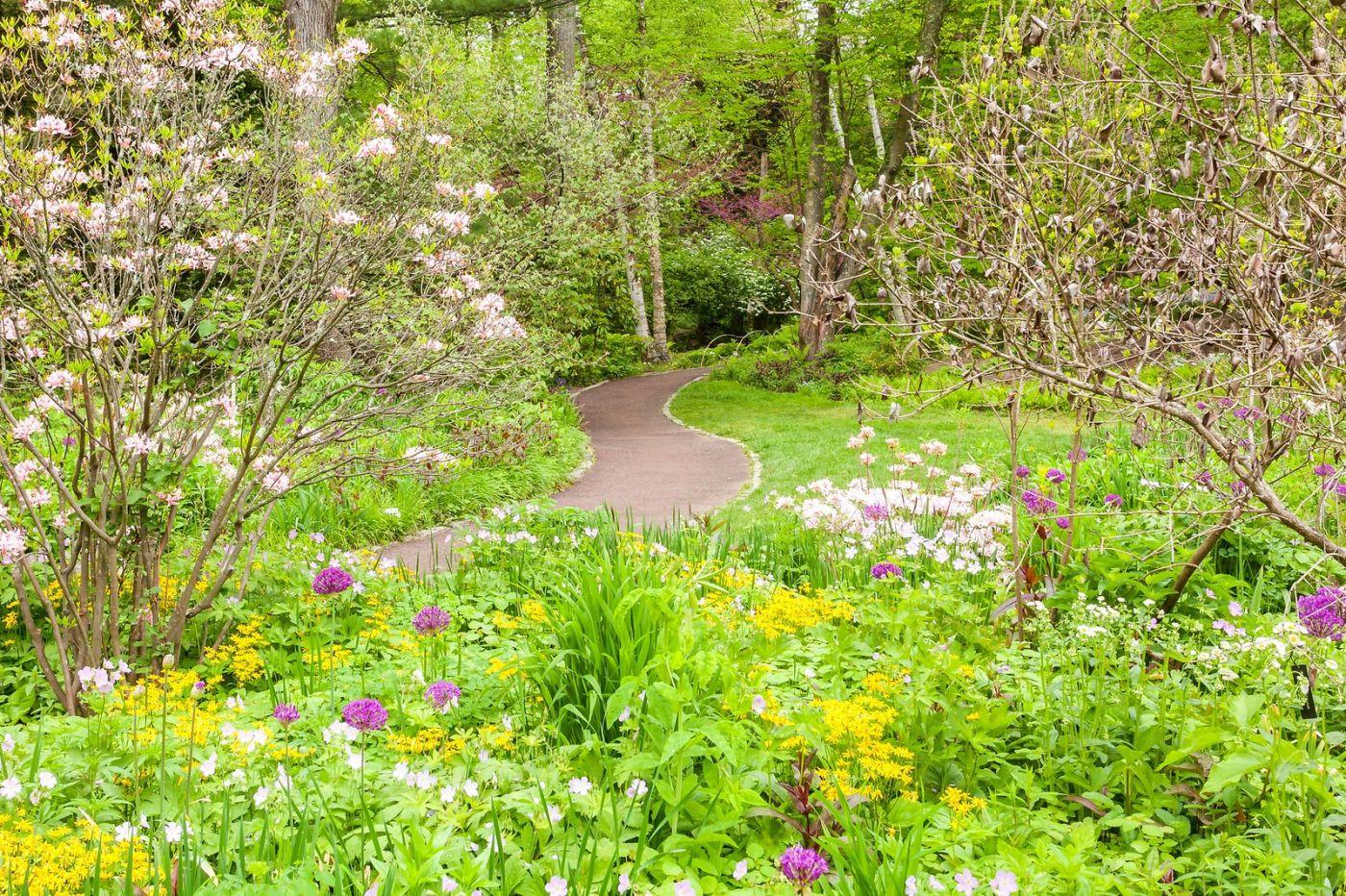 Chanticleer花园,融入自然_图1-20