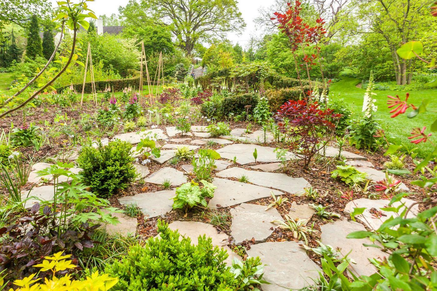 Chanticleer花园,融入自然_图1-18
