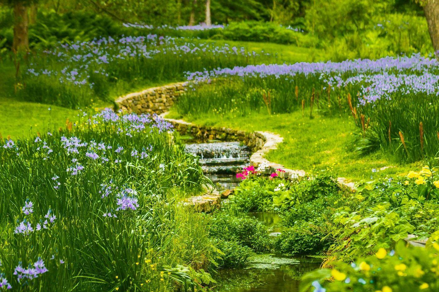 Chanticleer花园,融入自然_图1-40