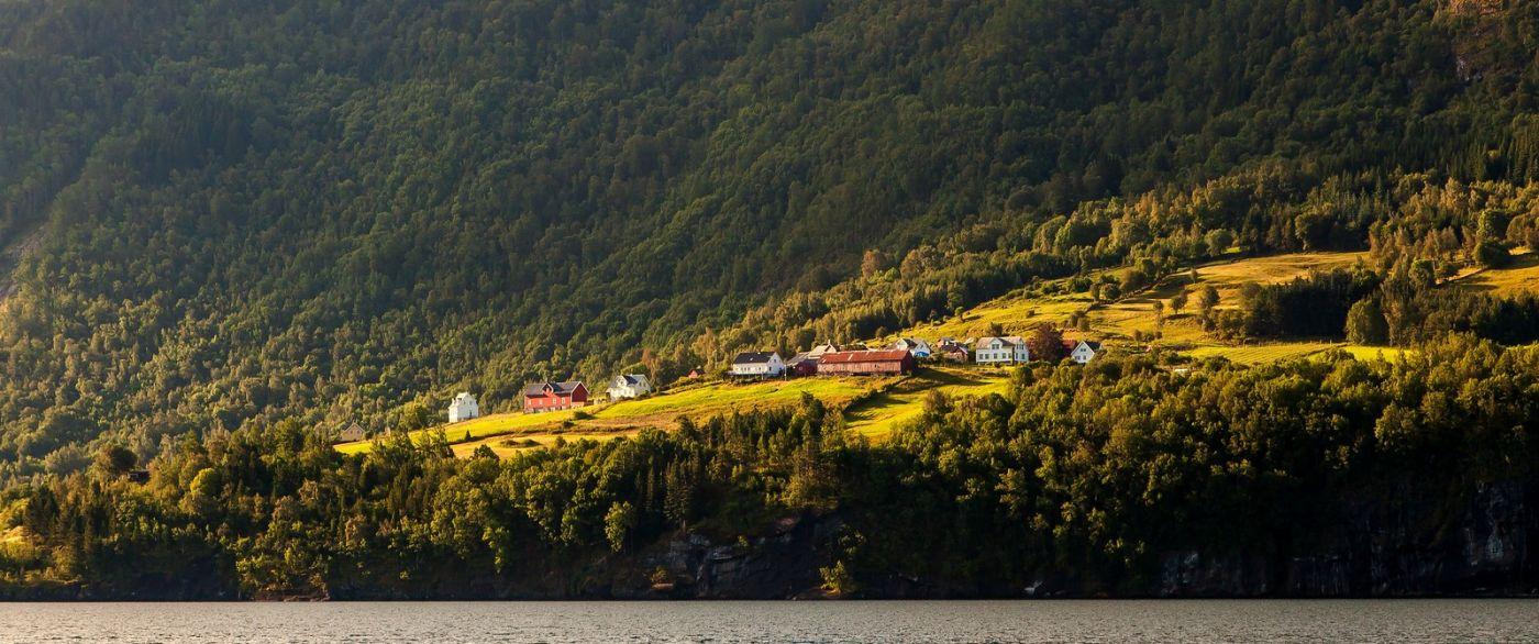 北欧风光,对岸的风景_图1-25