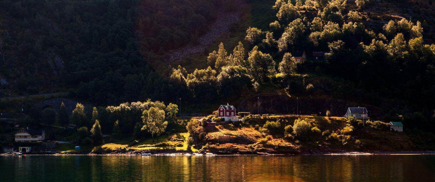 北欧风光,对岸的风景_图1-31