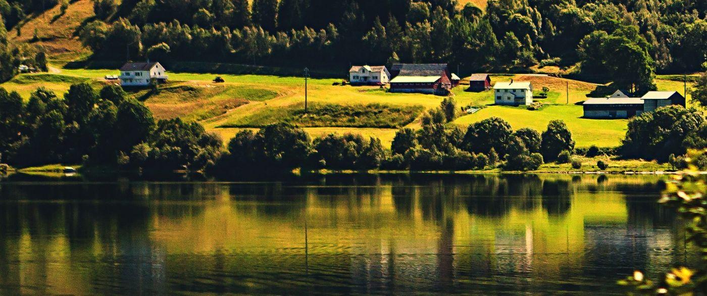 北欧风光,对岸的风景_图1-18
