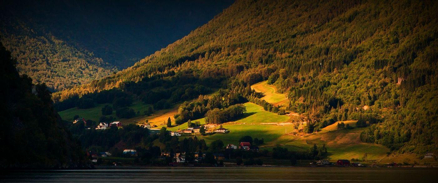 北欧风光,对岸的风景_图1-16