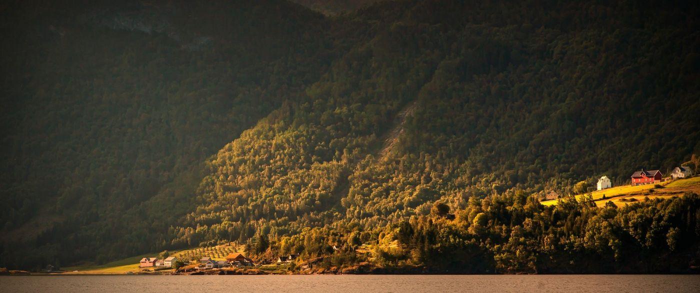 北欧风光,对岸的风景_图1-13