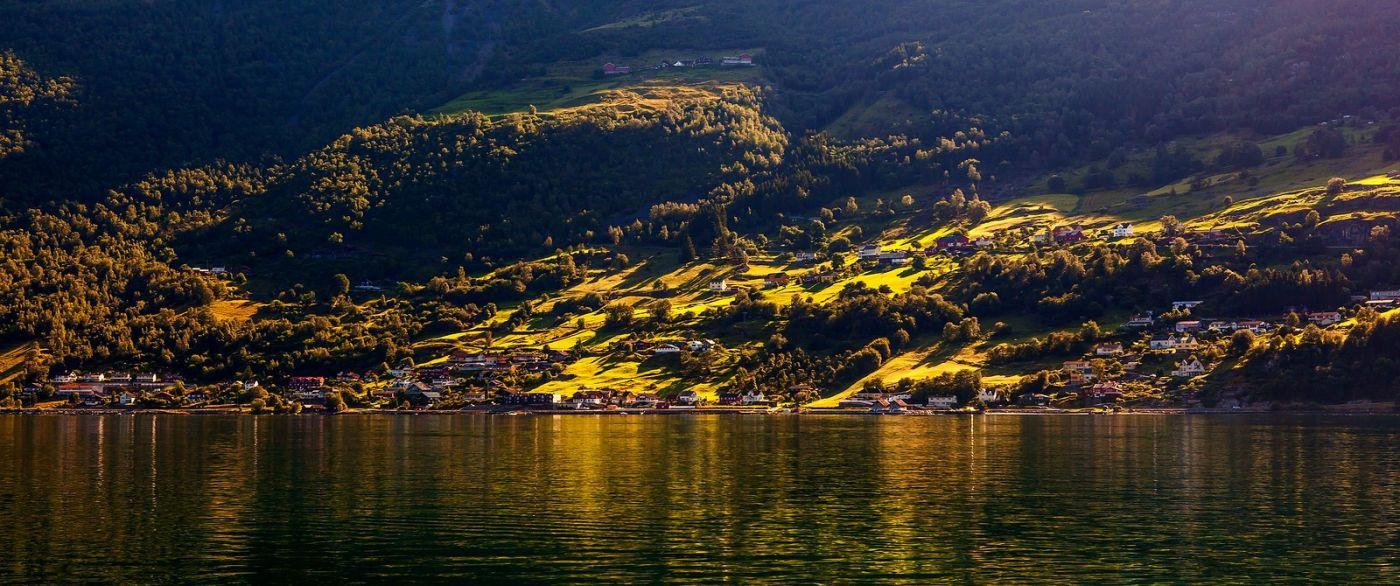 北欧风光,对岸的风景_图1-5