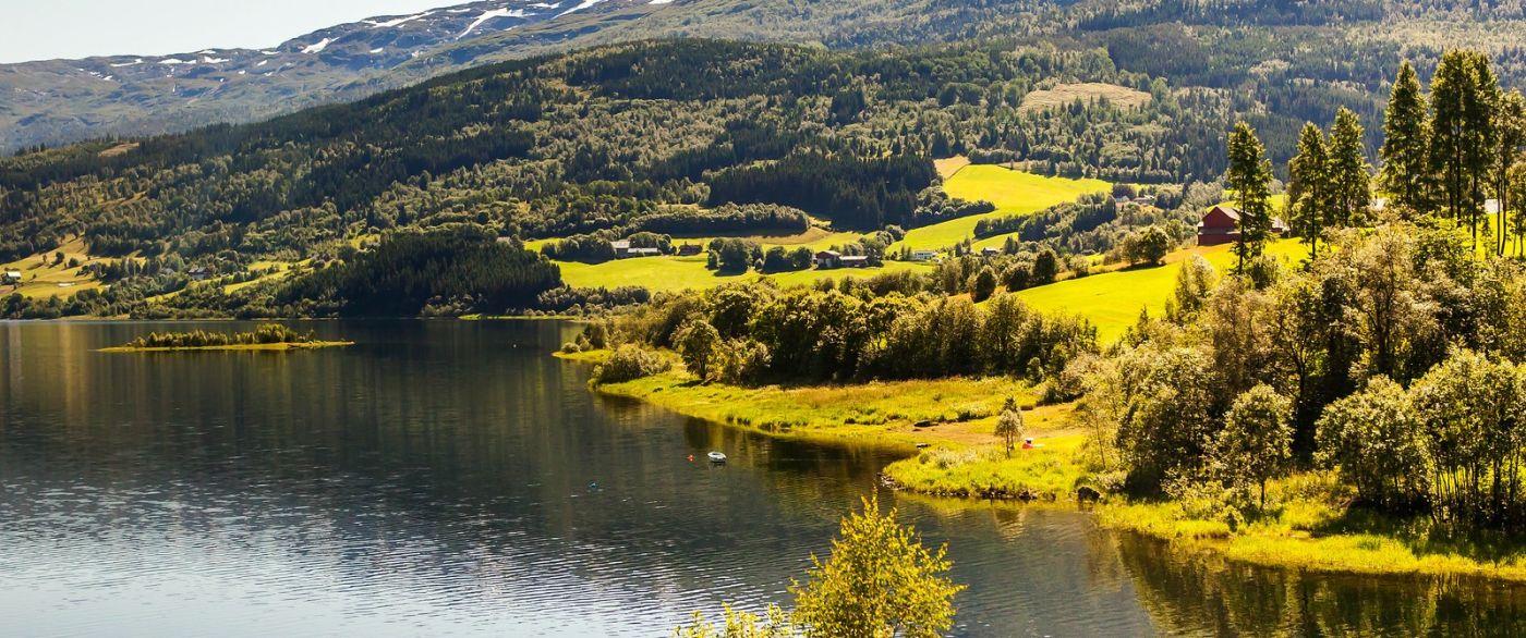 北欧风光,对岸的风景_图1-6