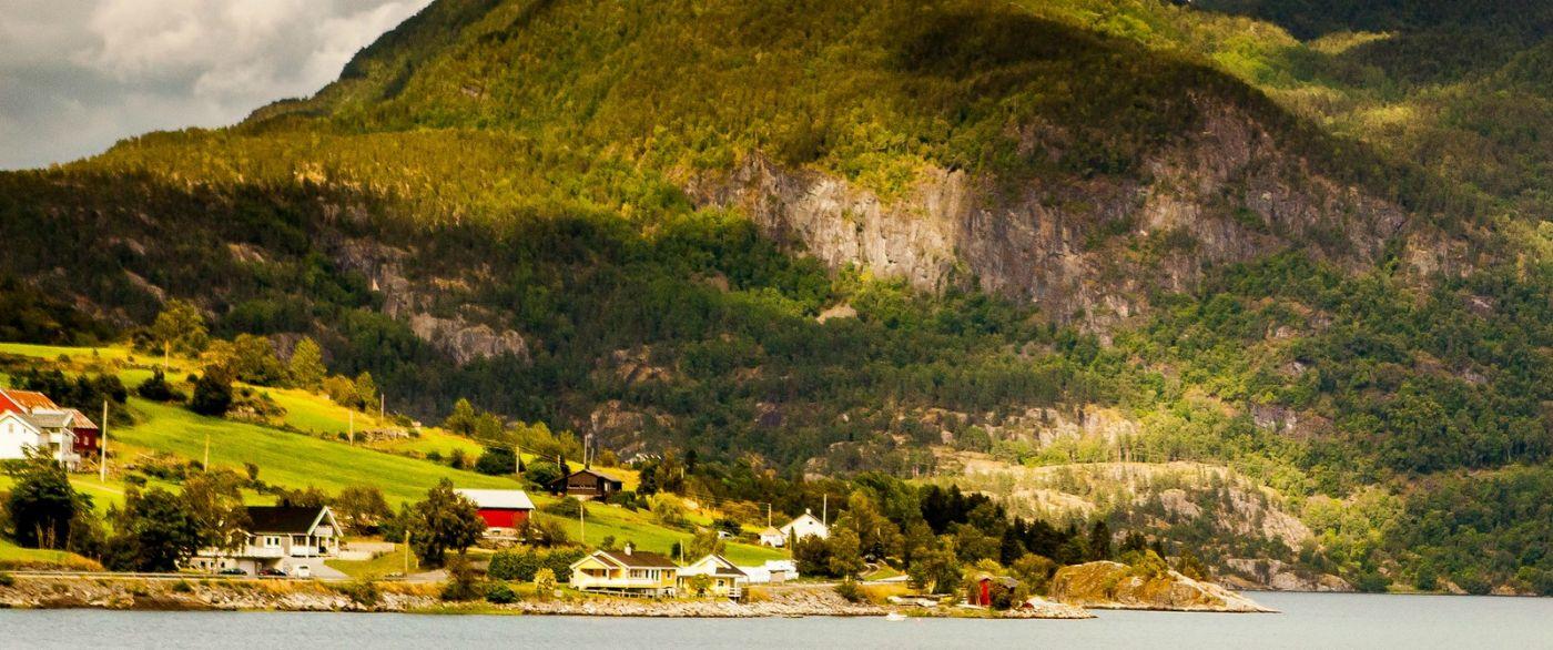 北欧风光,对岸的风景_图1-7