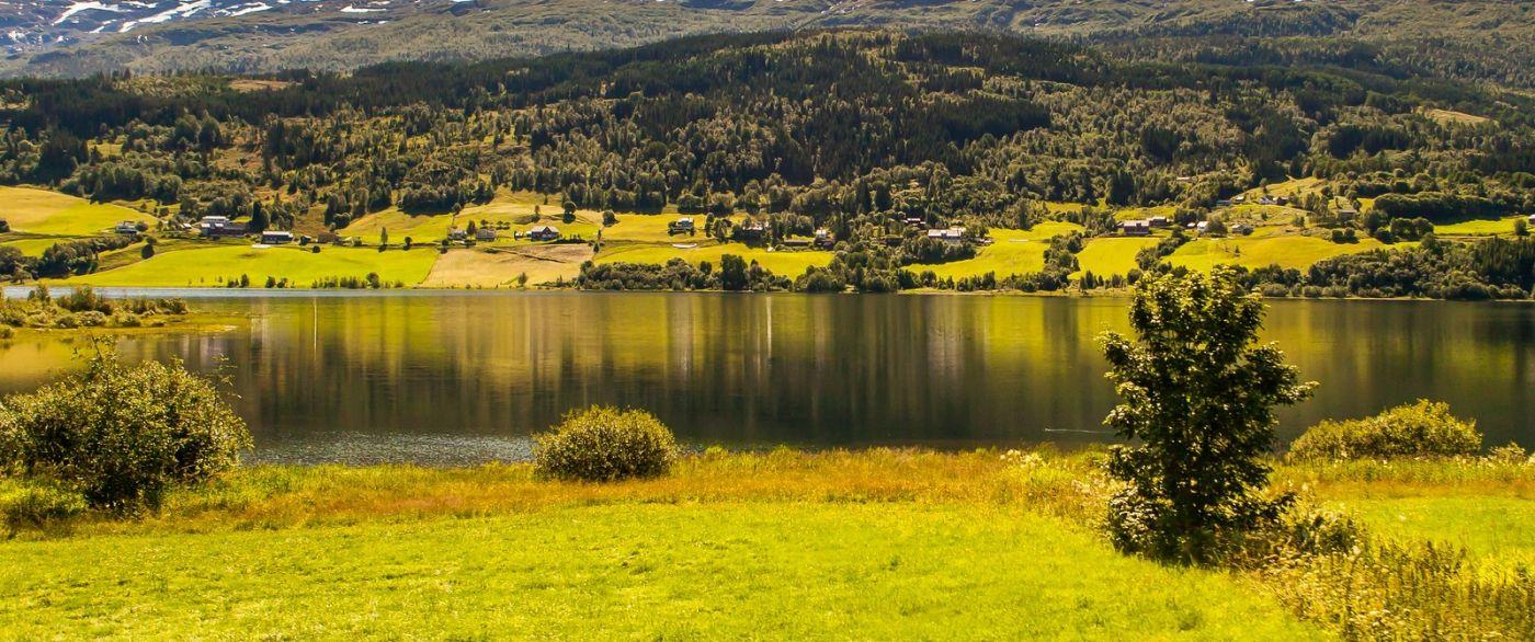 北欧风光,对岸的风景_图1-12