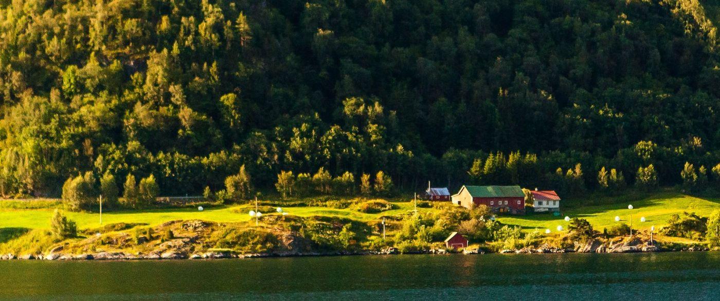 北欧风光,对岸的风景_图1-10