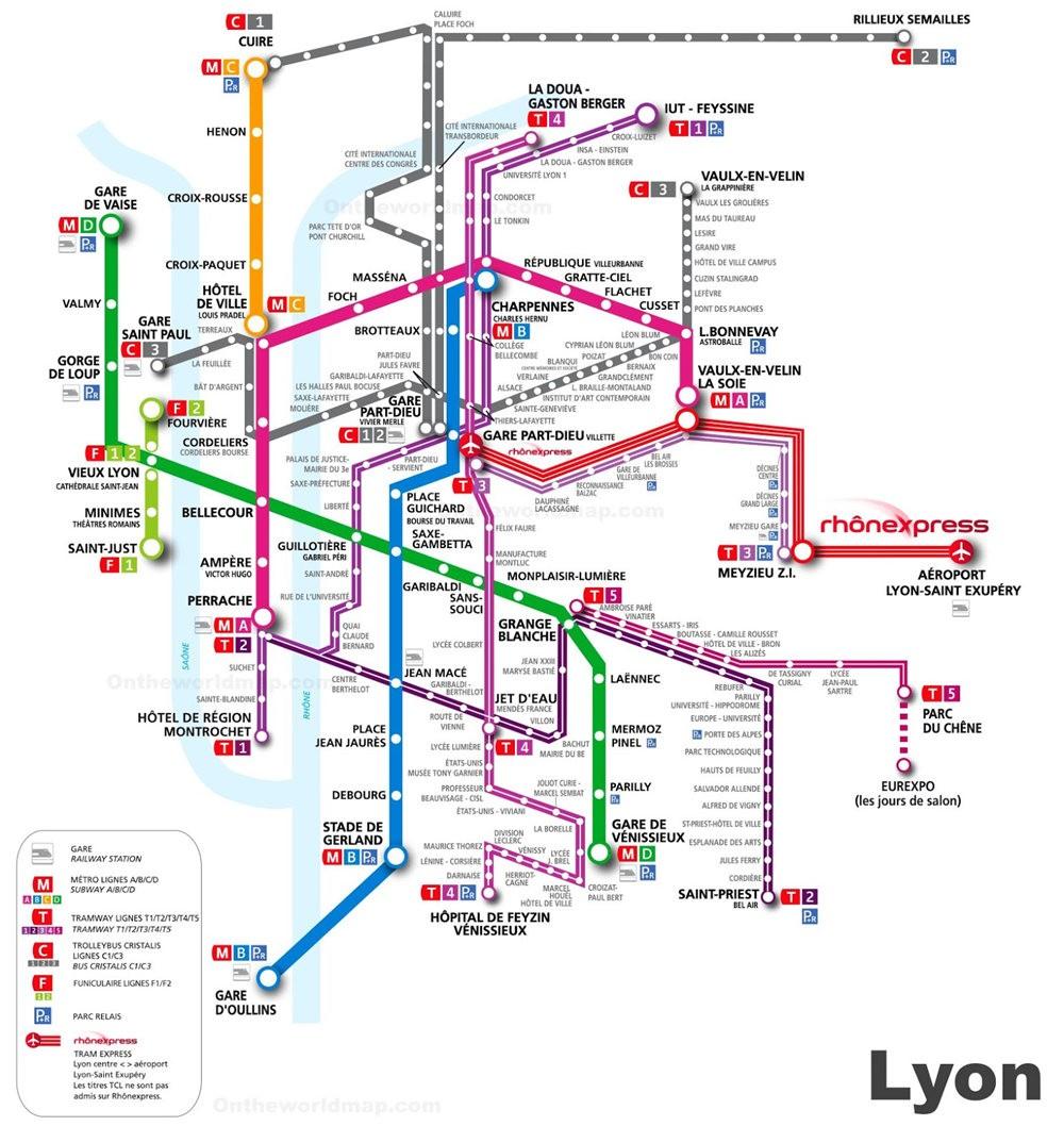 里昂值得探索的10大景点_图1-12