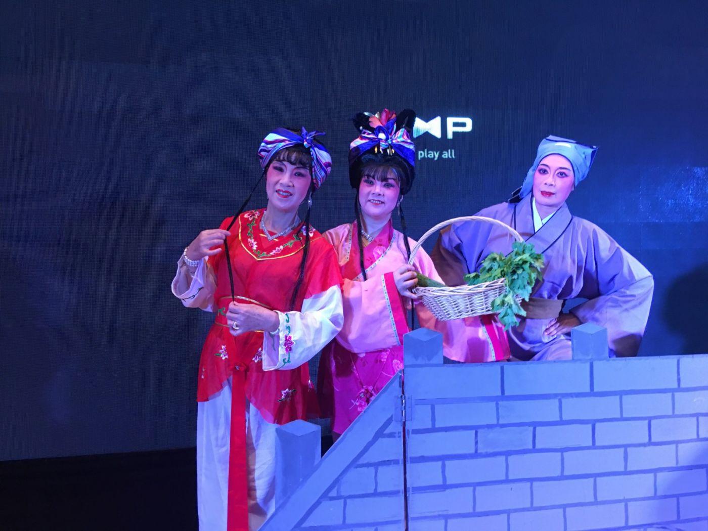 美東閩剧团「经典折子戏专场」紐約演出_图1-23