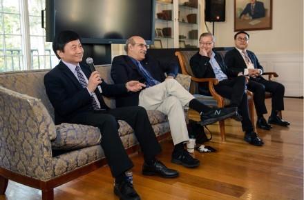 中国旅美科协第27届年会在哥伦比亚大学成功举行_图1-8
