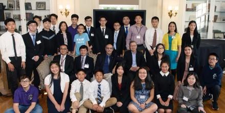 中国旅美科协第27届年会在哥伦比亚大学成功举行_图1-22
