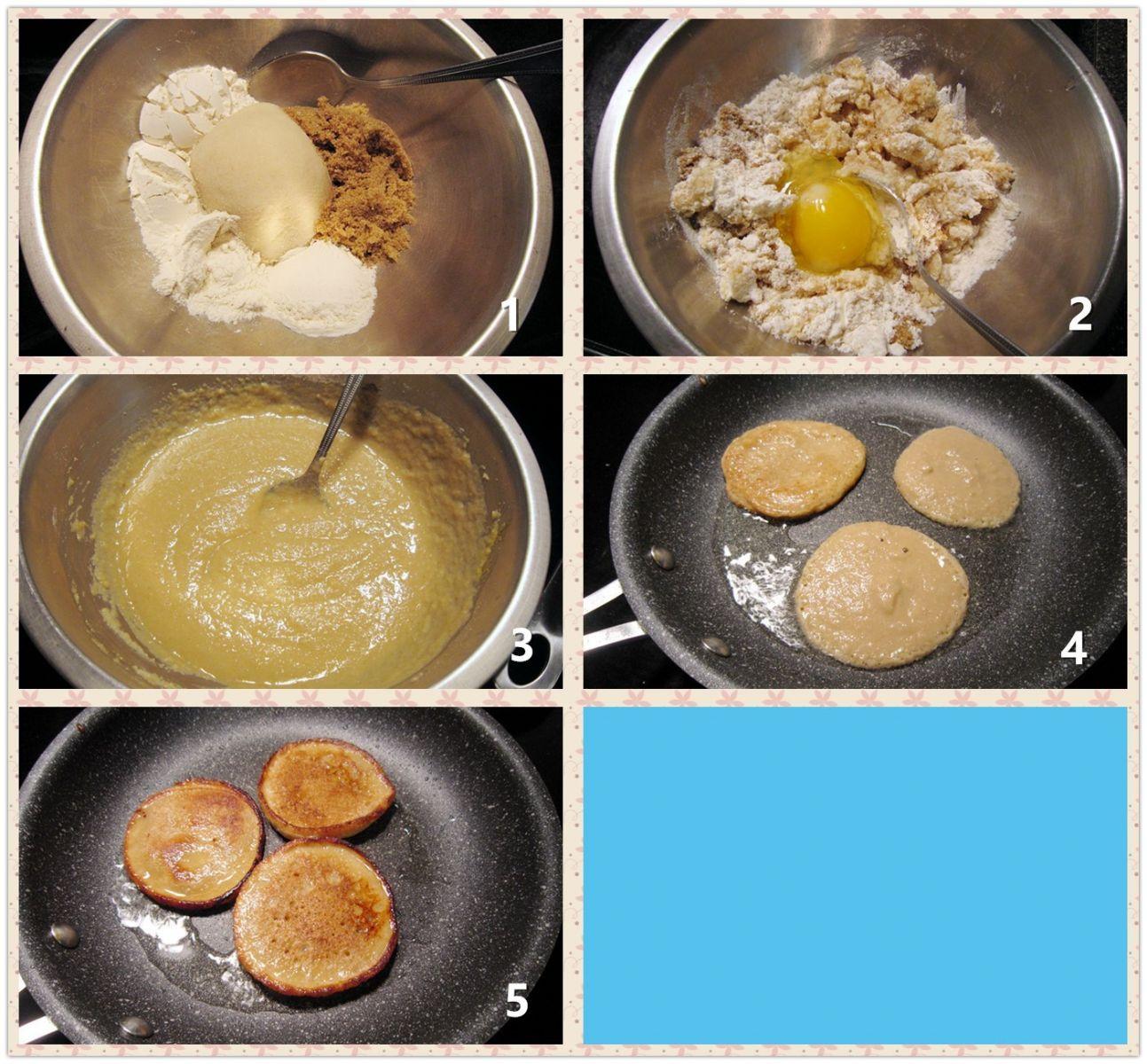 豆渣红糖饼_图1-2