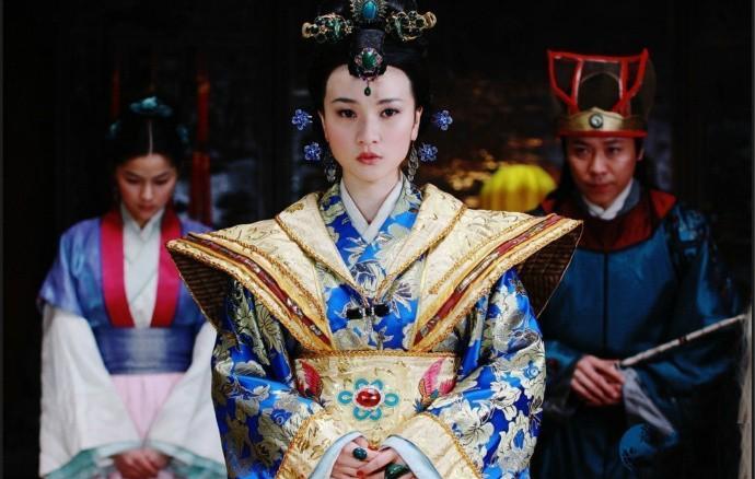 中国古代帝王后宫有三千佳丽是真的吗?是如何管理 临幸 众多宾妃的? ..._图1-4