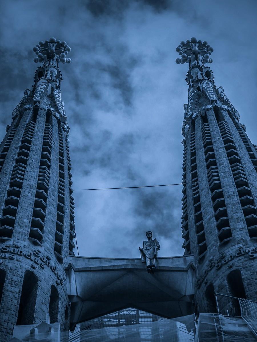 西班牙圣家堂(Sagrada Família), 创新无边界_图1-7