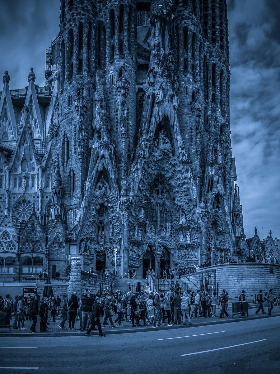 西班牙圣家堂(Sagrada Família), 创新无边界_图1-11